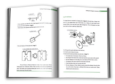 Magnetic Generator Plans
